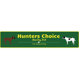 Hunters Choice Chicken Beef and Heart 500g