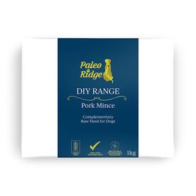 Paleo Ridge DIY Pork Mince 1kg