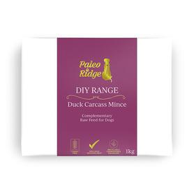 Paleo Ridge DIY Duck Carcass Mince 1KG