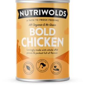Nutriwolds Tin - Bold Chicken