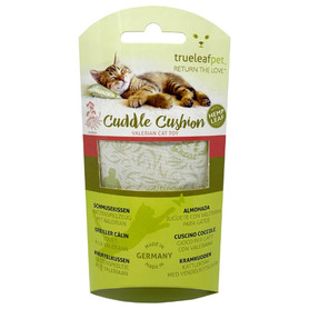 True Hemp Cuddle Cushion Valerian Cat Toy
